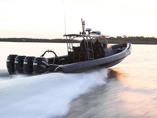 1200 impact par BCGP, le bras commercial du groupe de bateau de Brunswick