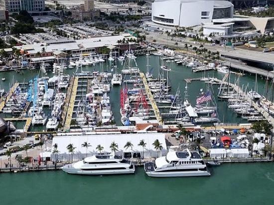 Aperçu de MIBS (courtoisie de bateau international de Miami)