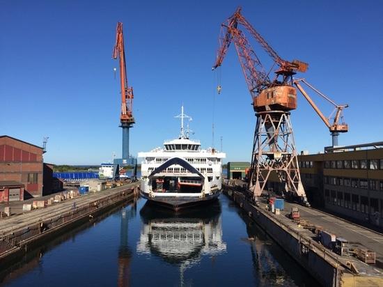HH Ferries Tycho Brahe sera le premier à convertir (la courtoisie d'ABB)