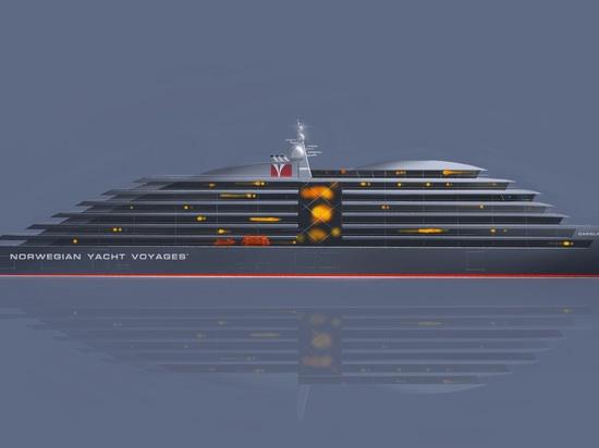 Voyages norvégiens de yacht