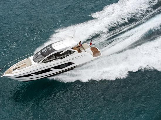 Sunseeker se concentre sur rétablir sa marque dans le segment de plus petit bateau