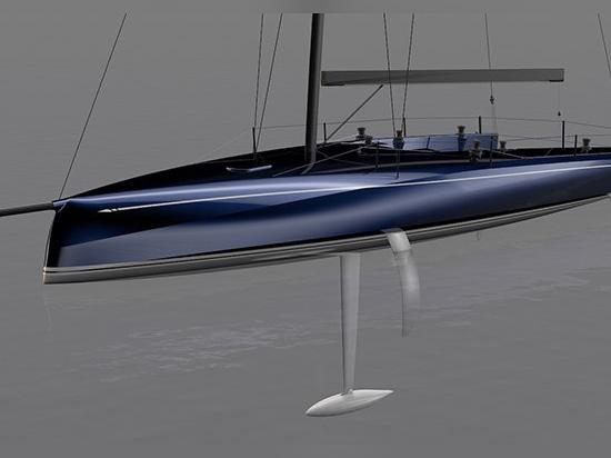 ClubSwan [VISUEL] 36 : combinaison de la conception innovatrice et de l'expérience pure