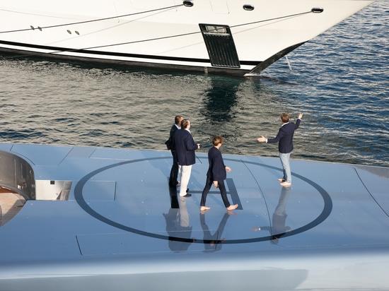 L'événement pour des propriétaires de Superyacht