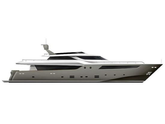 Yachts baltiques de moteur, venant de la marque de navigation renommée