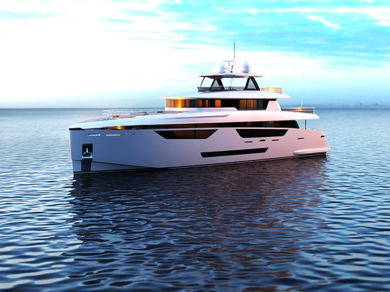 Johnson Yachts dévoile le nouveau navire amiral de superyacht