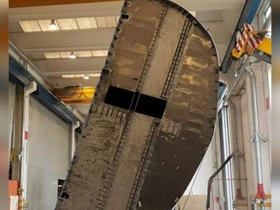 CCN signale la mise à jour de construction sur le superyacht DOM123 de 37m