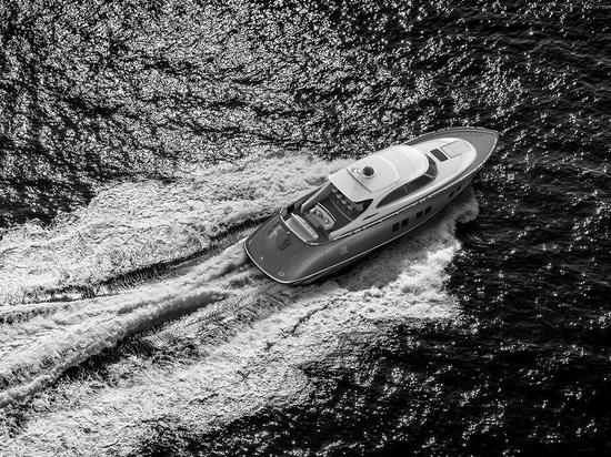 Zeelander indique plus de détails au sujet de yacht du navire amiral Z72