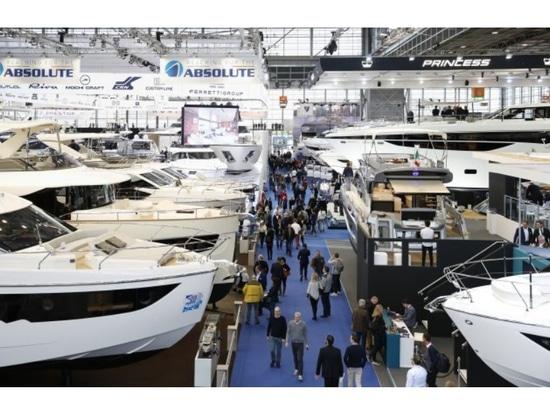 Salon nautique 2019 de Düsseldorf : Les lancements de bateau les plus attendus du principal 10