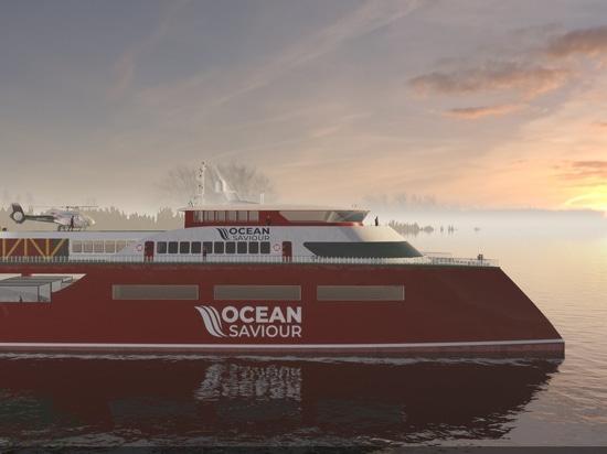 Aborder la pollution en plastique avec le projet de sauveur d'océan