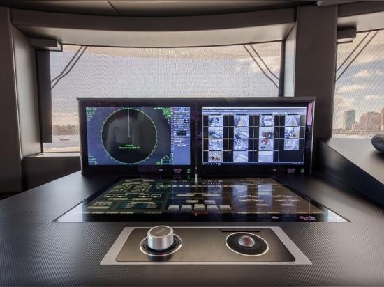 TEAM Italia dévoile la technologie des ponts à bord de M/Y'Spectre'