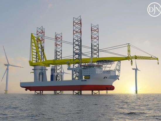 L'installateur High Spec a été conçu pour la prochaine génération de turbines