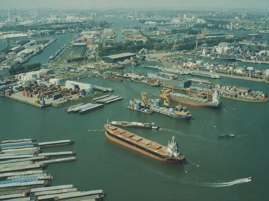AquaDrones aux jours 2016 de port du monde de Rotterdam