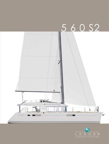 Lagoon 560 S2