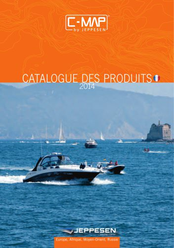 Catalogue de produits 2014