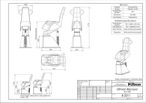 Biscaya Technical Drawing
