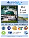2015 AccuDock Product Catalog