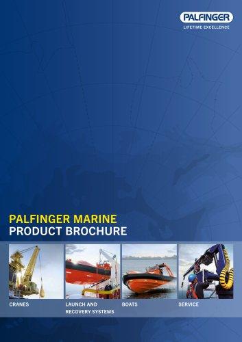 PALFINGER MARINE PRODUCT BROCHURE