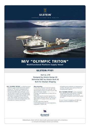 OLYMPIC TRITON
