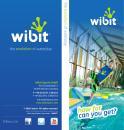 Wibit Flyer 2013
