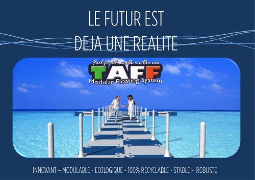 TAFF Système Modulaire Flottant