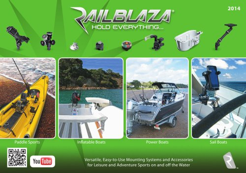RAILBLAZA catalogue