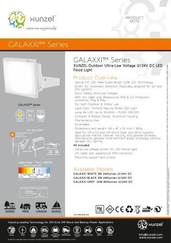 GALAXXI™ Series