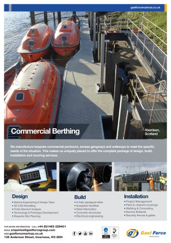 Commercial Berthing