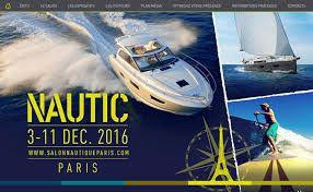 NAUTIC de PARIS, du 3 au 11 décembre 2016