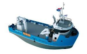 Bateaux de services et bateaux de travail