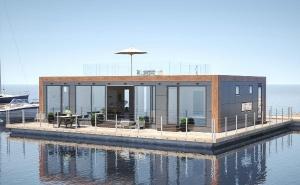 Maisons flottantes, Bateaux maisons