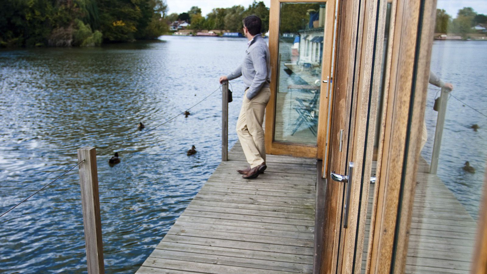 Combien Coute Une Peniche Habitable maison flottante - uk floating homes ltd