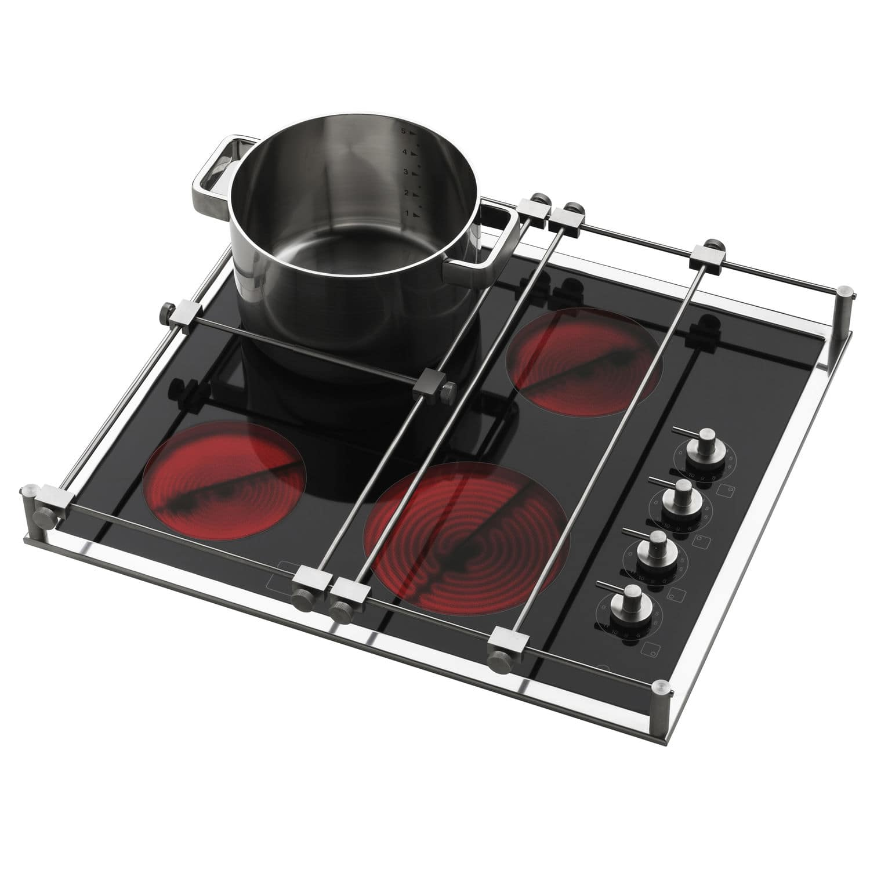 Comparatif Table De Cuisson Induction Et Vitroceramique plaque de cuisson vitrocéramique / pour bateau / 4 brûleurs