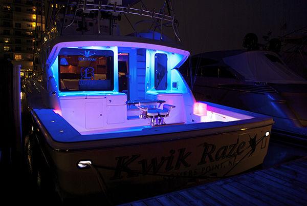 pont de lumi/ère de courtoisie oblongue en acier inoxydable de yacht marin de bateau de 12V LED Lumi/ère de pont marine bateau marin LED
