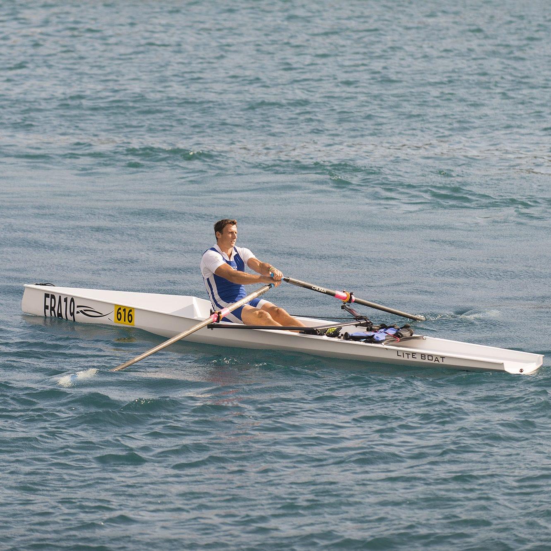 ec7aef2a2b2c79 Bateau d'aviron de compétition / skiff LiteRace 1X LITEBOAT