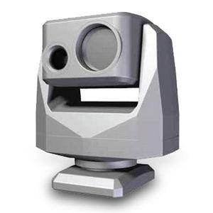 système de caméra vidéo pour navire / de vision nocturne / d'imagerie thermique / avec zoom