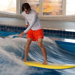 piscine à vagues