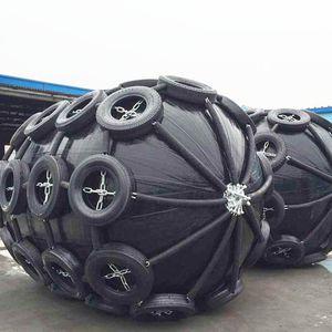 pare-battage portuaire / pour ponton / pour plate-forme / cylindrique