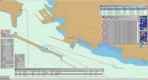 simulateur d'entraînement / pour navire / pour radio