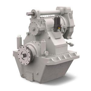 réducteur pour navire / pour moteur / avec embrayage hydraulique