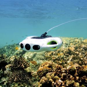 drone sous-marin pour la photographie