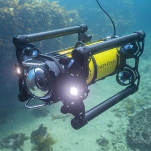 ROV sous-marin d'observation