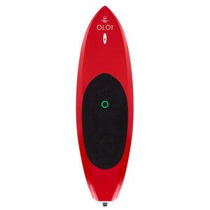 jet board en fibre de carbone / sur batterie / électrique / commande sans fil