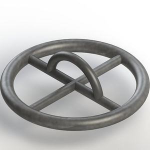 anneau d'amarrage pour l'aquaculture