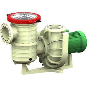 pompe pour l'aquaculture / de transfert / à eau