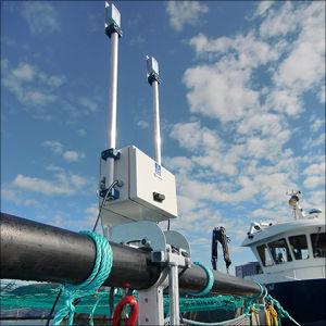 système de surveillance pour l'aquaculture
