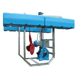aérateur d'eau pour l'aquaculture / à hélice