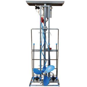 aérateur d'eau pour l'aquaculture / à hélice / immergé