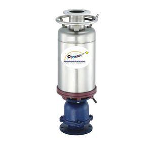 pompe pour l'aquaculture / de refroidissement / à eau / immergée