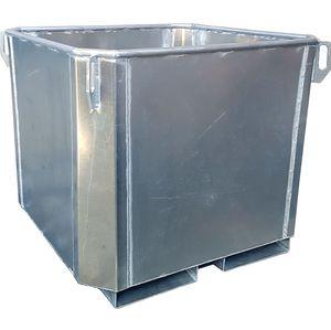 réservoir de vrac / pour bateau / pour navire / en aluminium