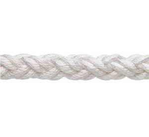cordage multiusage / tresse simple / pour voilier / pour navire